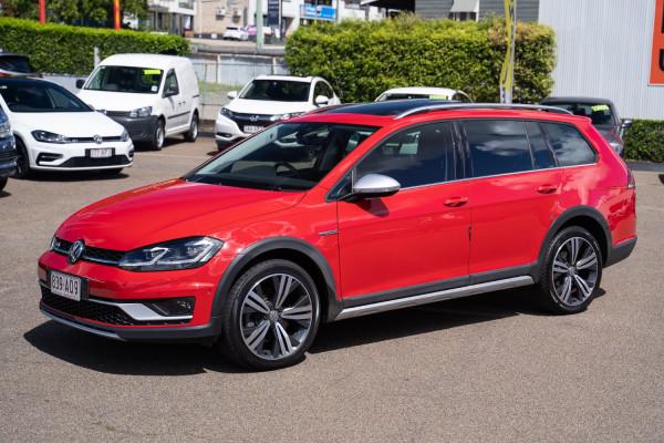 2018 MY19 Volkswagen Golf 7.5  Alltrack 132TSI Pre Wagon