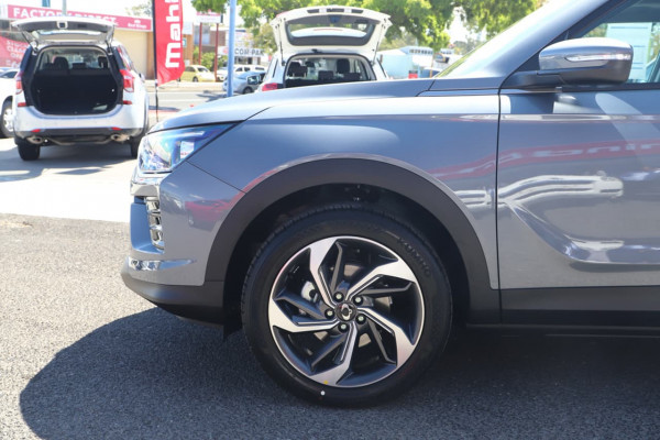 2021 SsangYong Korando C300 Ultimate Wagon Image 4