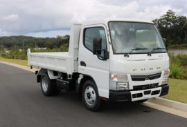 Fuso Canter 615 MANUAL TIPPER 615 TIPPER