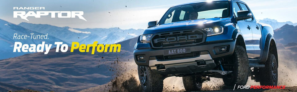 Ford Escape Raptor Grille >> New Ford Ranger Raptor for sale in Cairns - Trinity Ford