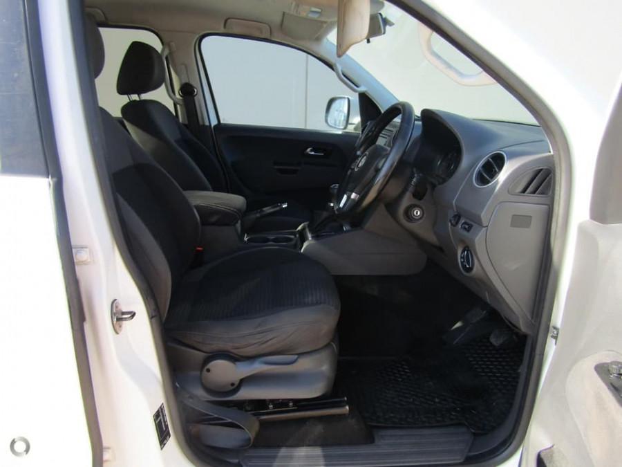 2013 MY14 Volkswagen Amarok 2H MY14 TDI400 Cab chassis Image 14