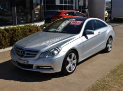 Mercedes-Benz E350 BlueEFFICIENCY - Elegance C207  BlueEFFICIENCY