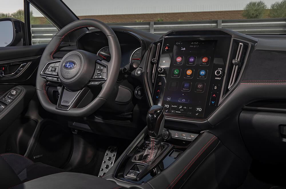 All-new Subaru Performance Transmission Image