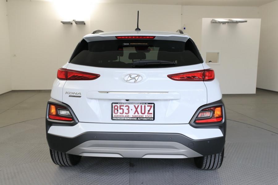 2017 MY18 Hyundai Kona OS Highlander Suv