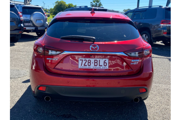 2015 Mazda 3 BM5436 SP25 GT Hatchback Image 4