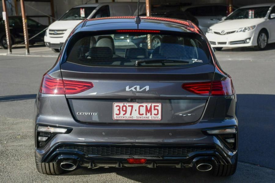 2021 MY22 Kia Cerato BD MY22 GT DCT Hatchback Image 4