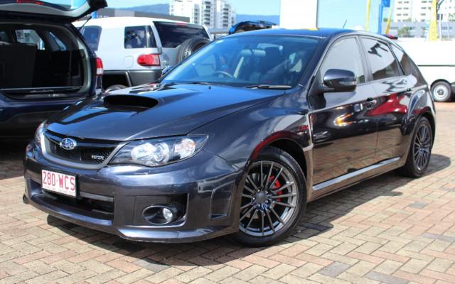 Subaru Impreza WRX G3 MY11