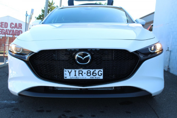 2019 Mazda 3 BP G20 Pure Hatch Hatch Image 3