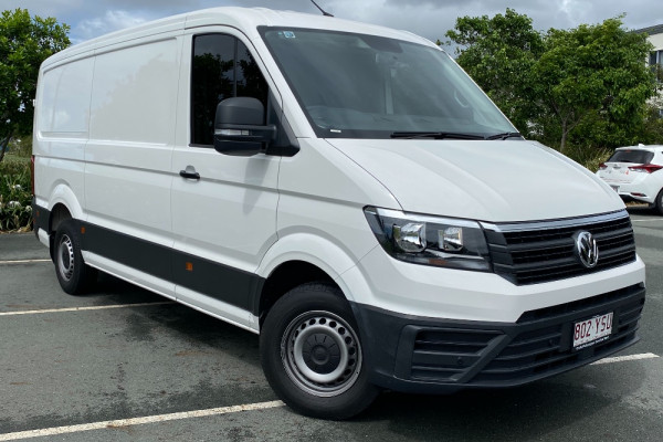 Volkswagen Crafter MWB SY1