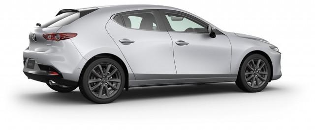 2021 Mazda 3 BP G25 Evolve Hatchback Mobile Image 11