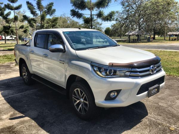 2018 Toyota HiLux GUN126R SR5 Dual cab