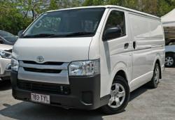 Toyota HiAce Super LWB KDH221R MY14