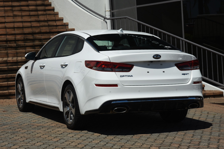 2019 MY20 Kia Optima JF GT Sedan