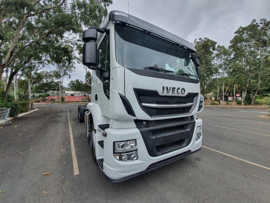 2019 Iveco X-way 6x4 Truck Image 7