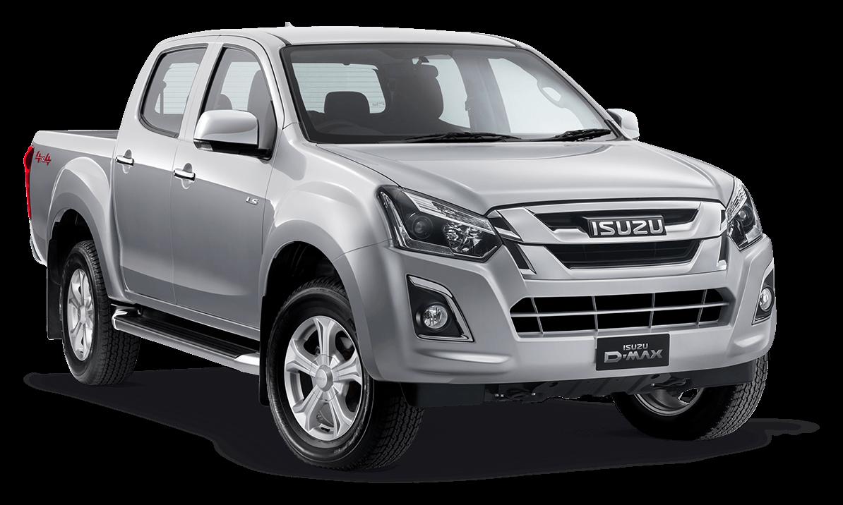 D-MAX 4X4 LS-U CREW CAB UTE MANUAL