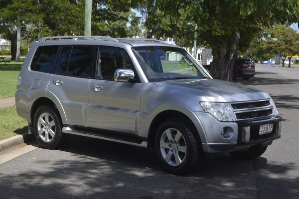 Mitsubishi Pajero GLX NT