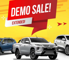 Demo Sale logo