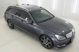 Mercedes-Benz C250 Avantgarde W204 MY13