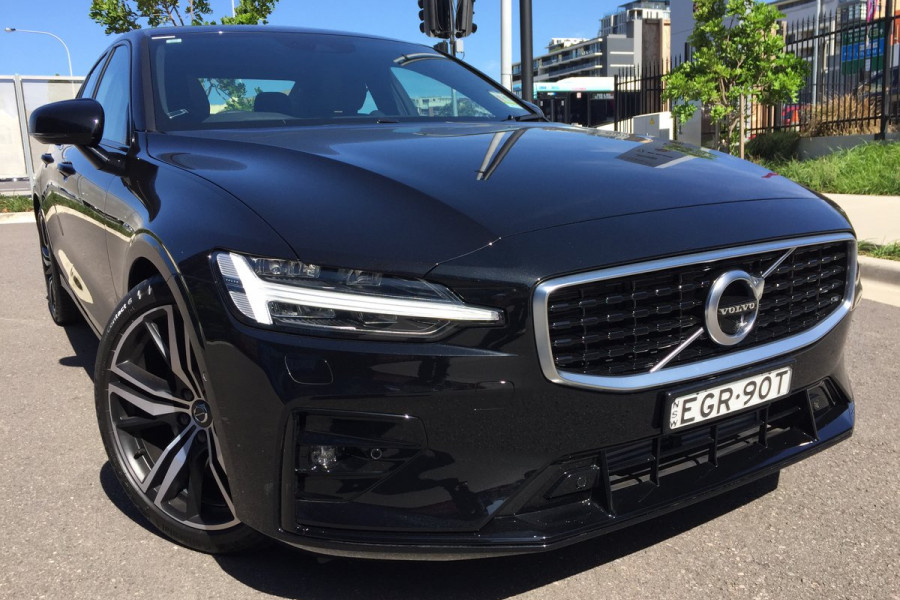 2019 MY20 Volvo S60 Z Series T5 R-Design Sedan Image 1