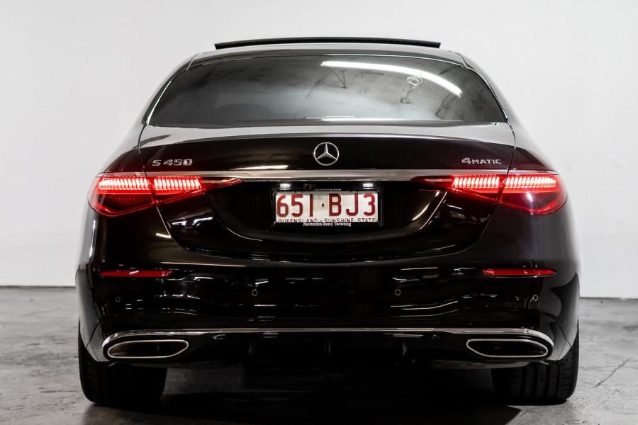2021 Mercedes-Benz S-class S450