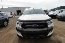 2016 Ford Ranger PX MKII WILDTRAK Utility Image 2