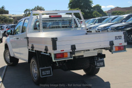 2019 Isuzu UTE D-MAX SX Crew Cab Chassis 4x4 Cab chassis Mobile Image 3