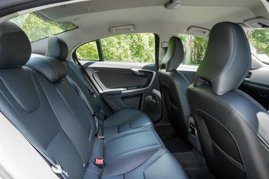 2017 Volvo S60 F Series T4 Luxury Sedan