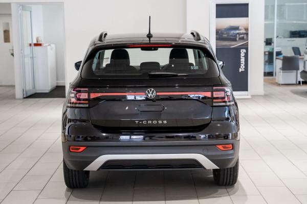 2021 Volkswagen T-Cross C1 85TSI Life Wagon Image 5
