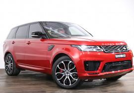 Land Rover Range Rover Sport V8 Sc Hse Dynamic(386kw) Range Rover Range Rover Sport V8 Sc Hse Dynamic(386kw) Auto