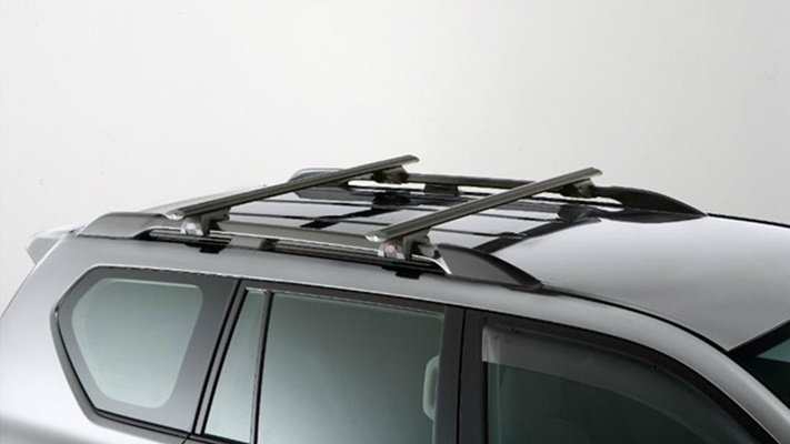 Aero Roof Rack (2 Bar Set) – Roof Rail Type