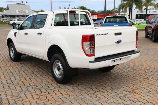 2020 MY20.75 Ford Ranger PX MkIII XL Hi-Rider Double Cab Ute Image 3