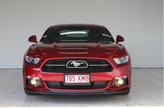 2017 Ford Mustang 2017 Coupe Image 3