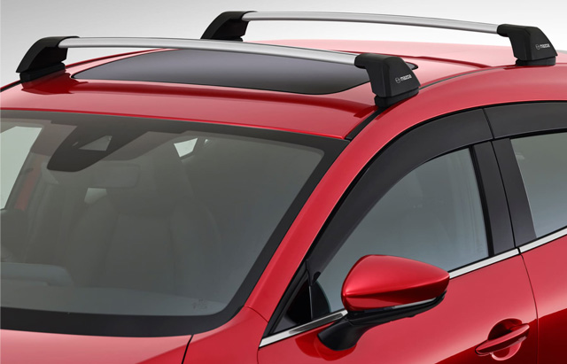 ROOF RACK HATCH