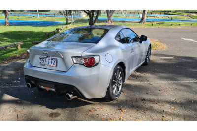 2013 Toyota 86 ZN6 MY14 GT Coupe Image 4