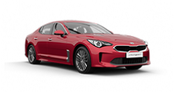New Kia Stinger