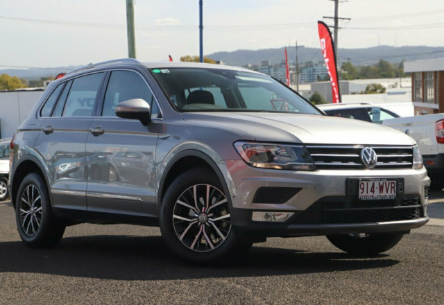 2016 MY17 Volkswagen Tiguan 5N MY17 110TDI DSG 4MOTION Comfortline Suv