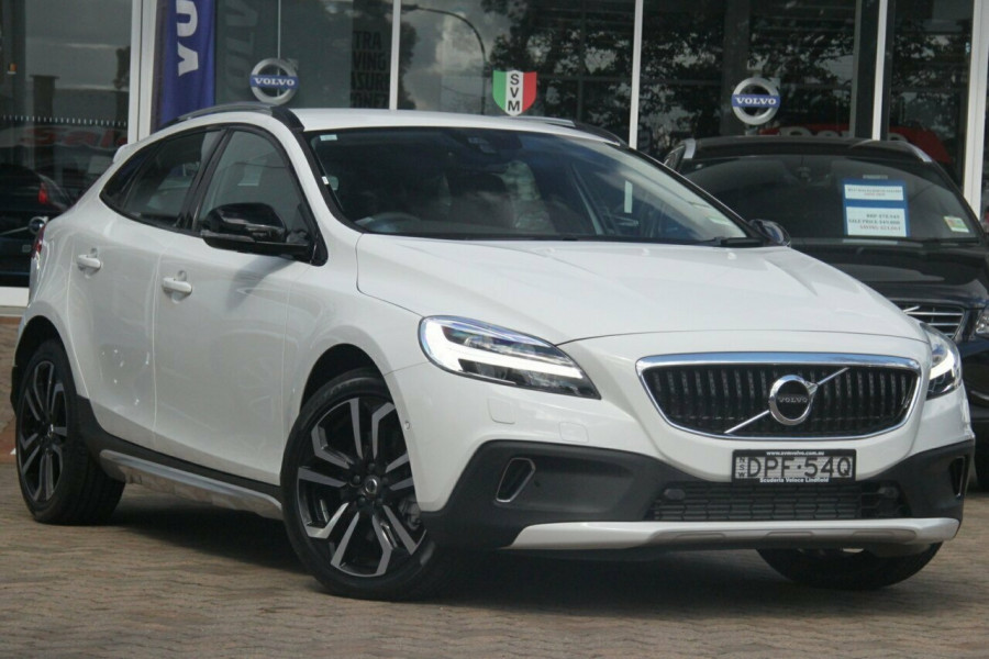 2017 Volvo V40 Cross Country T5 Inscription For Sale Scuderia