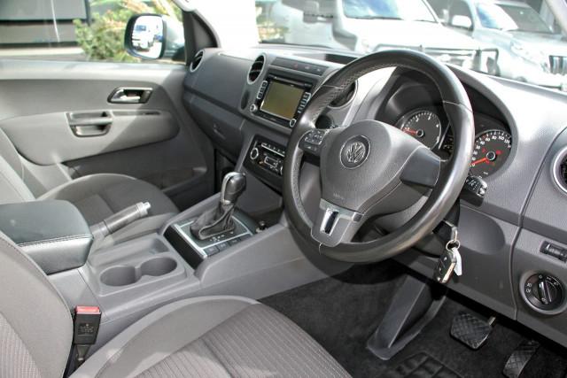 2013 Volkswagen Amarok 2H MY14 TDI420 Highline Utility Image 6