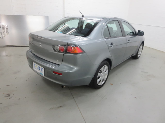2011 Mitsubishi Lancer CJ ES Sedan