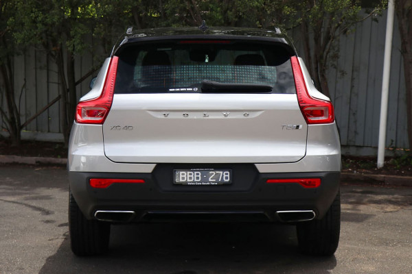 2019 Volvo Xc40 (No Series) MY19 T5 R-Design Suv Image 4