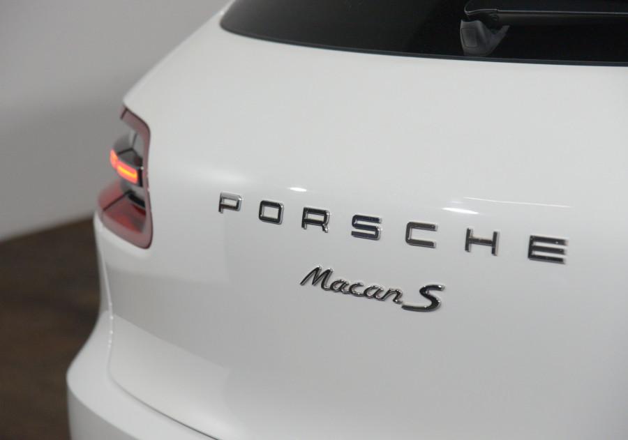 2015 Porsche Macan Porsche Macan S Diesel Auto S Diesel Suv