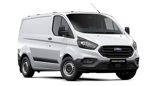 2019 MY19.75 Ford Transit VN Custom 340S SWB Van