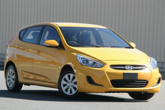 Hyundai Accent Active RB3 MY16
