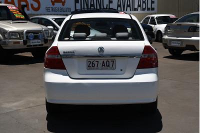 2007 Holden Barina TK MY07 Sedan Image 3
