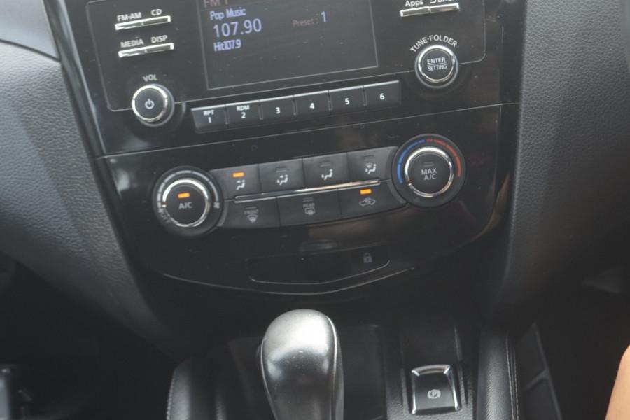 2016 Nissan QASHQAI J1 Wagon Suv