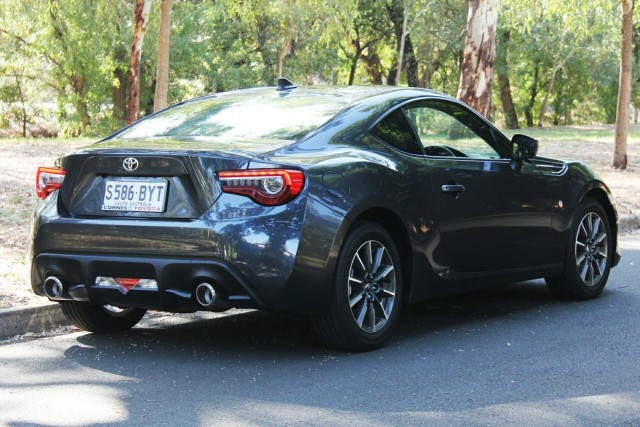 2018 Toyota 86 ZN6 GT Coupe