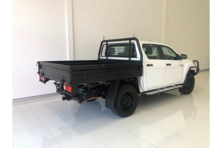 2018 Toyota HiLux GUN126R Turbo SR 4x4 dual cab Image 2