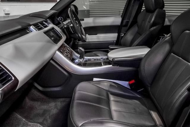 2016 Land Rover Range Rover Sport L494 MY16.5 SDV6 HSE Dynamic Suv Image 9
