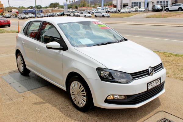 2014 MY15 Volkswagen Polo 6R  66TSI 66TSI - Trendline Hatchback Image 4