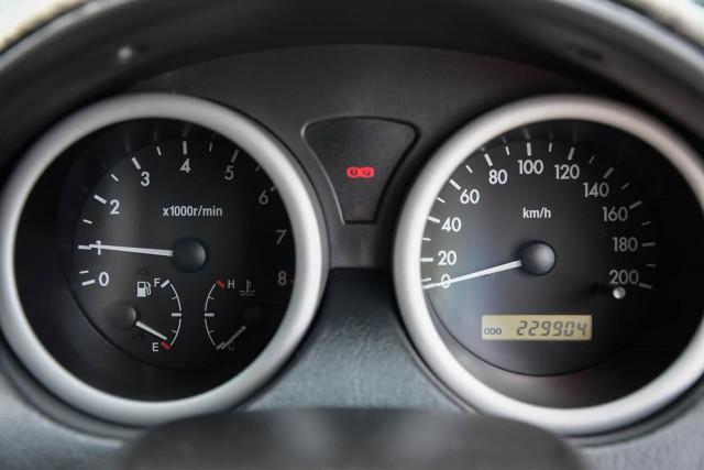 2006 Holden Barina TK Hatchback Image 10